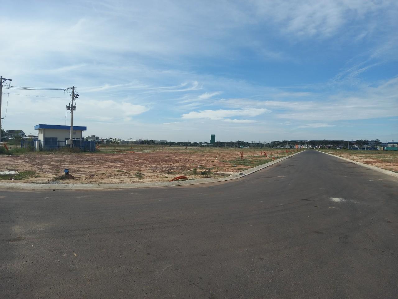 Dự án: Cung cấp vật liệu, thiết bị và xây dựng hạ tầng khu dân cư Ấp 4 Vĩnh Tân tại VSIP II-A (Giai đoạn 3), Bình Dương