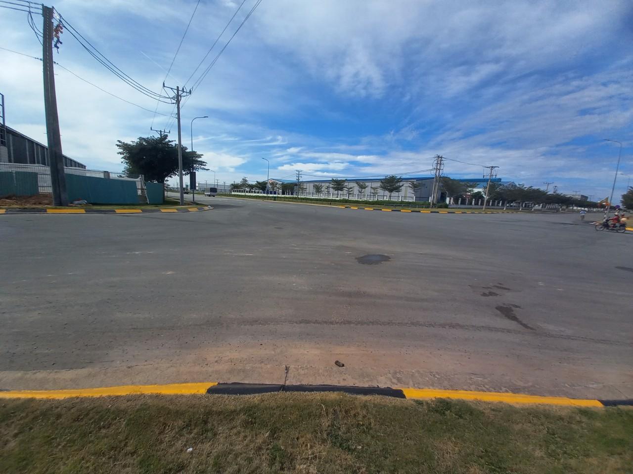 Dự án: Thiết kế và thi công đường 28 (D3-D4) tại VSIP II-A, Bình Dương