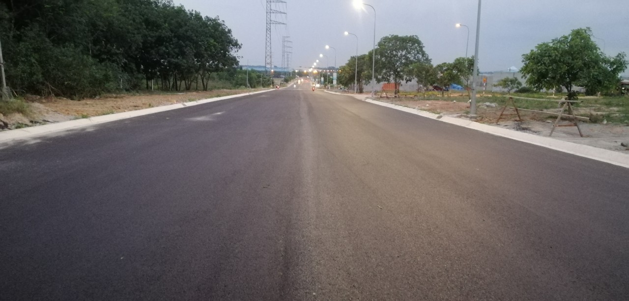 Thi công và sửa chữa đường N1 giai đoạn 2 tại Khu dân cư Hòa Lợi (325m)